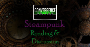 Steampunk Reading and Discussion Logo